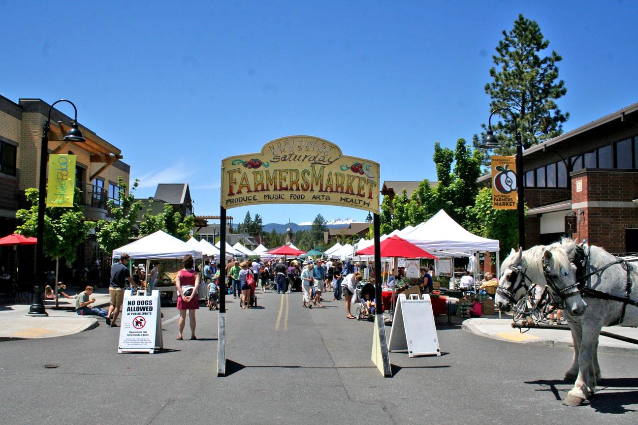 Spotlight Northwest Crossing Farmers Market