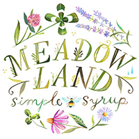 Meadowland Syrup & Katie Daisy Art