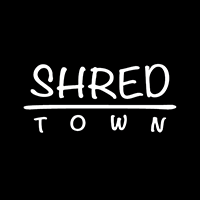 Shred Town Food Cart
